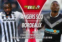 Prediksi Angers vs Bordeaux 16 Januari 2019
