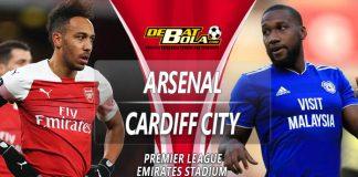 Prediksi Arsenal vs Cardiff City 30 Januari 2019