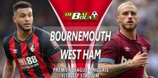 Prediksi Bournemouth vs West Ham 19 Januari 2019