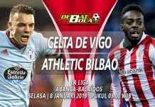 Prediksi Celta Vigo vs Athletic Bilbao 8 Januari 2019