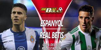Prediksi Espanyol vs Real Betis 25 Januari 2019