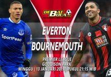 Prediksi Everton vs Bournemouth 13 Januari 2019