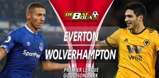 Prediksi Everton vs Wolverhampton 2 Februari 2019