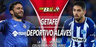Prediksi Getafe vs Deportivo Alaves 19 Januari 2019