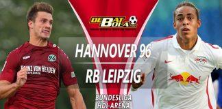 Prediksi Hannover vs Leipzig 2 Februari 2019