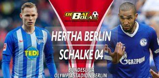 Prediksi Hertha Berlin vs Schalke 26 Januari 2019