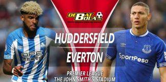 Prediksi Huddersfield vs Everton 30 Januari 2019