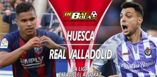 Prediksi Huesca vs Real Valladolid 02 Februari 2019