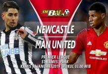 Prediksi Bola Newcastle vs Manchester United 3 Januari 2019