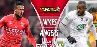 Prediksi Nimes vs Angers 24 Januari 2019