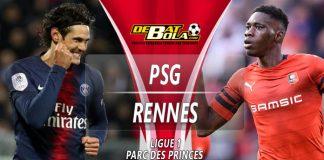 Prediksi PSG vs Rennes 28 Januari 2019