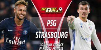 Prediksi PSG vs Strasbourg 24 Januari 2019