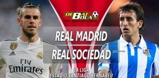 Prediksi Real Madrid vs Real Sociedad 7 Januari 2019