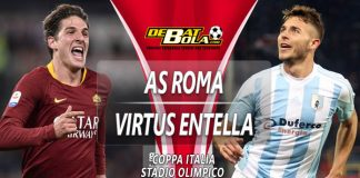 Prediksi Roma vs Virtus Entella 15 Januari 2019