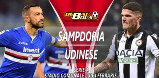 Prediksi Sampdoria vs Udinese 27 Januari 2019