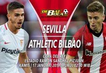 Prediksi Sevilla vs Athletic Bilbao 17 Januari 2019