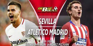 Prediksi Sevilla vs Atletico Madrid 6 Januari 2019