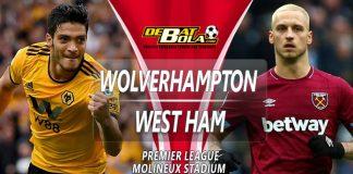 Prediksi Wolverhampton vs West Ham 30 Januari 2019