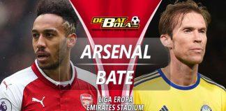 Prediksi Arsenal vs BATE Borisov 22 Februari 2019