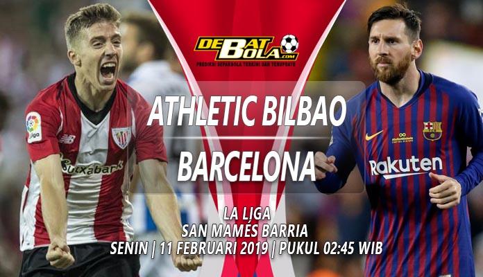 Ath Bilbao Vs Barcelona: Prediksi Athletic Bilbao Vs Barcelona 11 Februari 2019