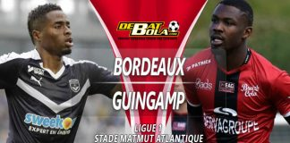 Prediksi Bordeaux vs Guingamp 21 Februari 2019