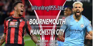 Prediksi Bournemouth vs Manchester City 2 Maret 2019