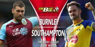 Prediksi Burnley vs Southampton 02 Februari 2019