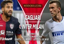 Prediksi Cagliari vs Inter Milan 02 Maret 2019