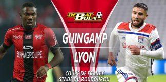 Prediksi Guingamp vs Lyon 8 Februari 2019