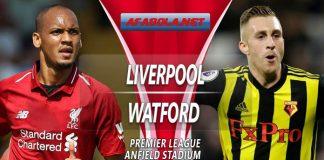 Prediksi Liverpool vs Watford 28 Februari 2019