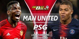 Prediksi Manchester United vs PSG 13 Februari 2019