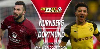Prediksi Nurnberg vs Dortmund 19 Februari 2019
