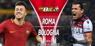 Prediksi Roma vs Bologna 22 Februari 2019
