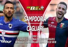 Prediksi Sampdoria vs Cagliari 24 Februari 2019