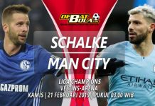 Prediksi Schalke vs Manchester City 21 Februari 2019