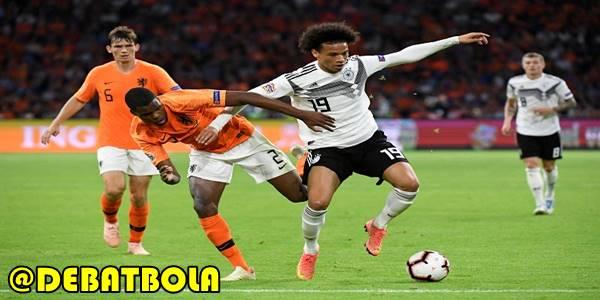 Belanda vs Jerman