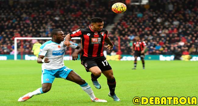 Bournemouth vs newcastle