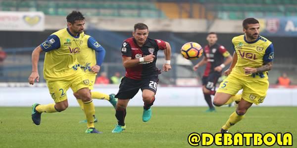 Cagliari vs Chievo