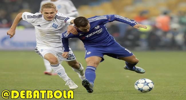 Chelsea vs Dinamo Kiev