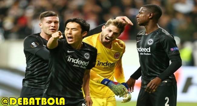 Frankfurt vs Inter