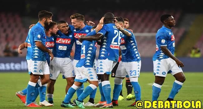 Napoli vs Salzburg