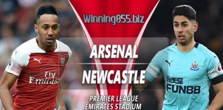 Prediksi Arsenal vs Newcastle 02 April 2019