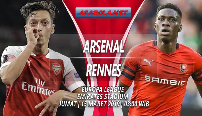 Prediksi Arsenal Vs Rennes Ilmu Dari Manchester