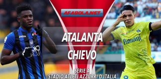 Prediksi Atalanta vs Chievo 17 Maret 2019