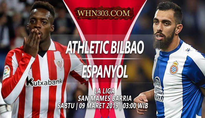 Prediksi Athletic Bilbao vs Espanyol 09 Maret 2019