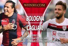 Prediksi Bologna vs Cagliari 10 Maret 2019