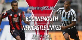 Prediksi Bournemouth vs Newcastle United 16 Maret 2019