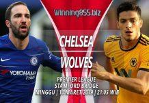 Prediksi Chelsea vs Wolves 10 Maret 2019