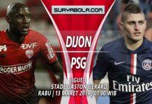 Prediksi Dijon vs PSG 13 Maret 2019