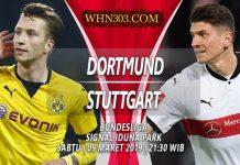 Prediksi Dortmund vs Stuttgart 09 Maret 2019